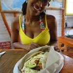 Monster Burrito...!!!