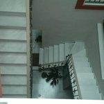 scala della palazzina