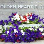 Golden Heart Plaza