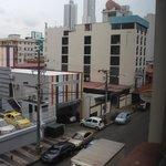 View onto Peru Street