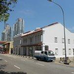 The hotel at Jalang Sultan