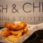 One of the best Fish & Chips in town!