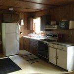 kitchen...cabin #6