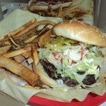 What a burger!