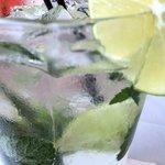 Mojito, made from scratch