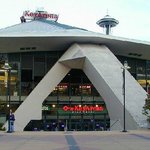 Key Arena - Front