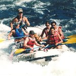 Tahoe Whitewater Tours on the South Fork of the American river CA