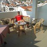 terrazza appartamento!!!!una meraviglia!