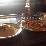 Omelettes for breakfast