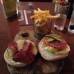 The Marriott Burger
