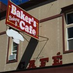 Baker's Bakery and Cafe