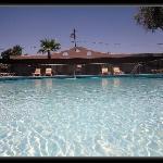 Jacumba Hot Springs Hotel Foto