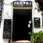 For You Bar Restaurante - entrance