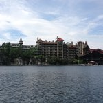 View from Lake Mohonk
