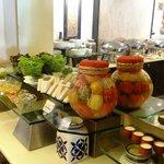 Goldfinch Hotel Bangalore - breakfast