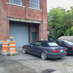The Albany Distilling Company