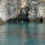 ingresso grotte
