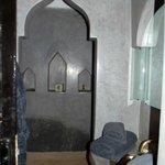 Salle de Bain de la Chambre Grise