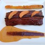 magret tagine abricot/ tarte abricot
