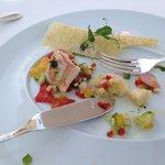 Cuisine méditerranéenne haute en couleurs