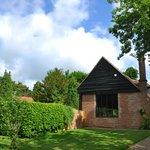 Manor Barn home
