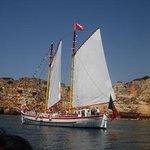 the Bom Dia boat
