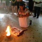 mayan shaman cermony