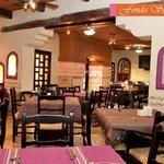 Agradable Restaurant con excelente cocina