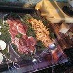 salad bar 3 of 3 w/cheeses