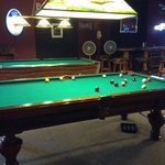 enjoy watching the 8 ball tournament on Sat. nights