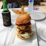 The Monster Burger!