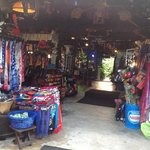 Shop for buying souvenirs.