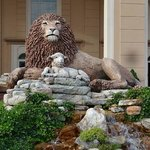 The front of Sight & Sound Theatre, Branson