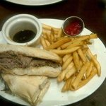 awesome french dip sandwich