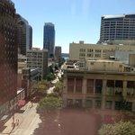 Corner City View