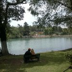 Otra parte del lago