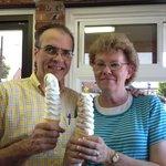 Wonderful ice cream!
