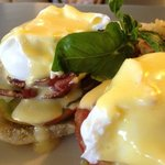 heirloom Benedict