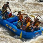 Whitewater on the Colorado River