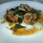 Grilled Muscovy Duck