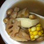 Best dish in the house--a great soup