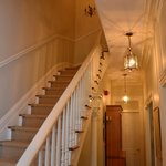 Entrance Stairway to upstairs