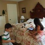 Room 5C at Perkins house