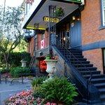 Entrance, James Bay Inn
