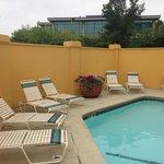 Pool area (small)