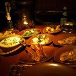 Andaman Courses at the Thai restaurant