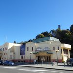 Napier Municipal Theatre from the outside