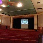 Beautiful art deco theatre