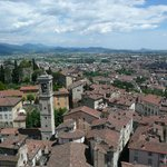 Great day visit to Bergamo.
