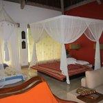 Inside Villa Nakula